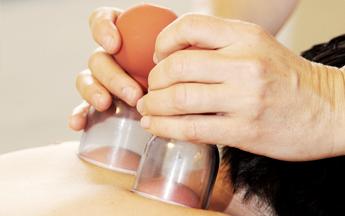 Hot-Spot-Rückenbehandlung